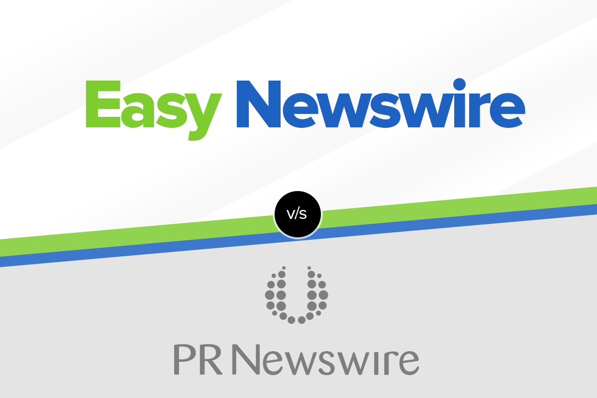 PR Newswire vs Easy Newswire